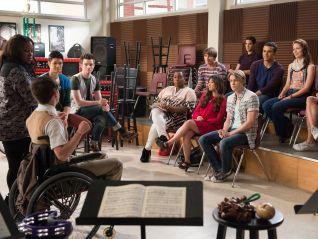 Glee: Wonder-ful