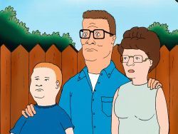 King of the Hill [Animated TV Series]