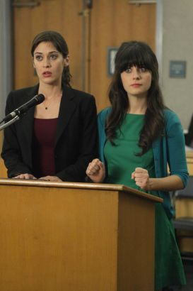New Girl: Jess and Julia