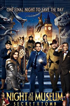 Night at the museum. Secret of the tomb / Twentieth Century Fox presents &#59; a 21 Laps/1492 Pictures production &#59; a Shawn Levy film &#59; produc