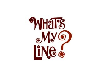 What's My Line? [TV Series]