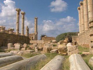Leptis Magna, la Rome de l'Afrique