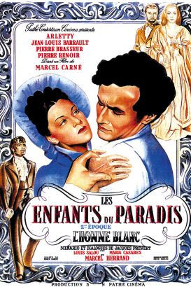 a comprehensive review of children of paradise a film directed by marcel carne Children of paradise (1945) movie reviews and design, director marcel carné and screenwriter jacques prévert carne describes the mythical paris.