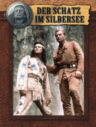 Der schatz im silbersee 1962 harald reinl synopsis for Der schatz im silbersee