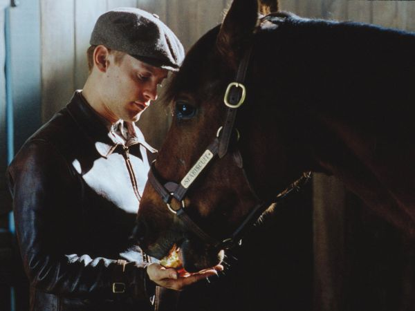 seabiscuit 2003 gary ross synopsis characteristics
