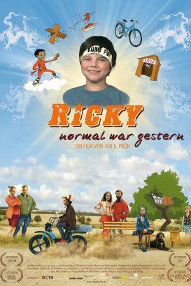 Ricky: Three's a Crowd