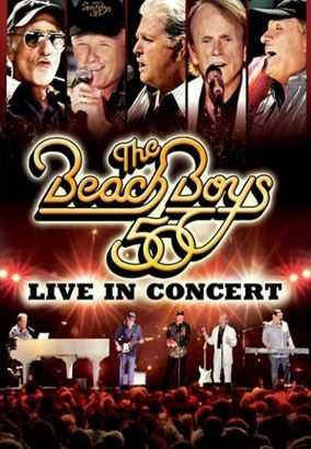 The Beach Boys: Live in Concert - 50th Anniversary