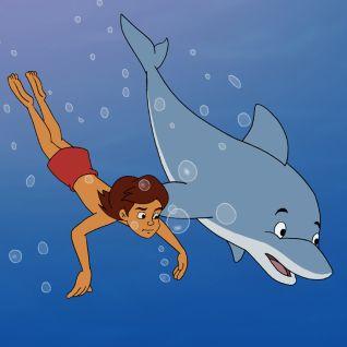 Flipper & Lopaka [Animated TV Series]