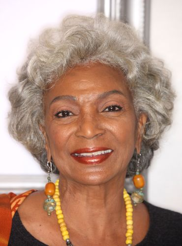 Nichelle Nichols - Beautiful Photos