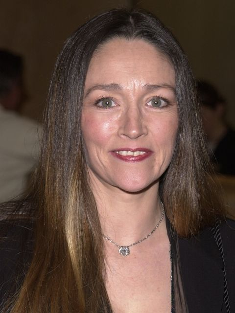 Actress Olivia Hussey Anthroscape