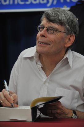 a short biography of stephen edwin king Stephen king is the author of more than fifty books, all of them worldwide  bestsellers  help us improve our author pages by updating your bibliography  and.