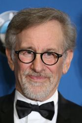 """a biography of steve speilberg the jewish american film director """"steven spielberg: a life in films,"""" recently published by yale university press's jewish lives series, looks back at the career of a director who has been enchanting global cinema audiences ."""