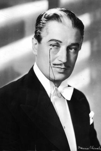 Maurice Chevalier
