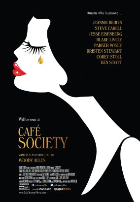 Cafe society / Amazon Studios presents in association with Gravier Productions a Perdido production &#59; produced by Letty Aronson, Stephen Tenenbaum