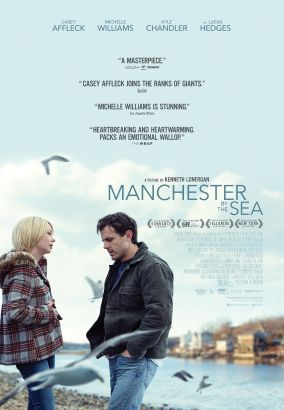 Manchester by the sea / produced by Amazon Studios &#59; producers, Kimberly Steward, Matt Damon, Chris Moore, Lauren Beck, Kevin J. Walsh &#59; write