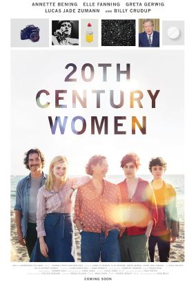 20th century women / producers, Anne Carey, Megan Ellison, Youree Henley &#59; writer/director, Mike Mills.