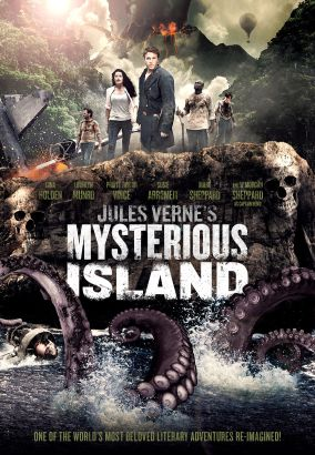 Jules Verne's Mysterious Island