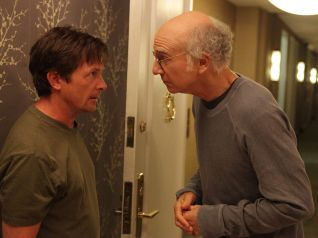 Curb Your Enthusiasm: Larry vs. Michael J. Fox
