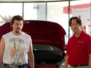 Eastbound & Down: Chapter 15