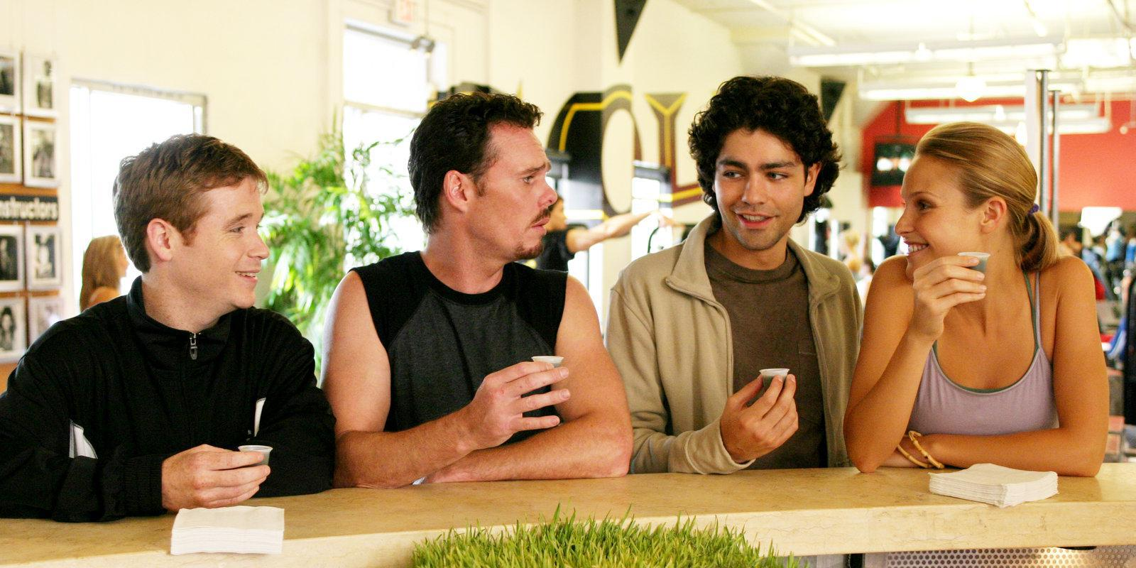 Entourage: The Script and the Sherpa