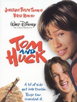 Tom and Huck