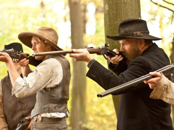 The Hatfields & McCoys