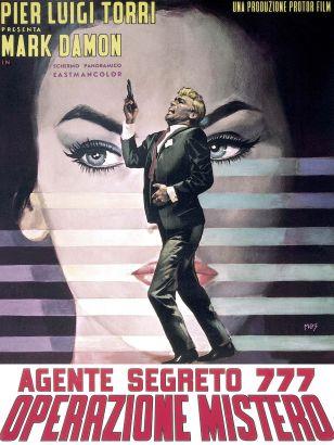 Agente Segreto 777 Operazione Mistero