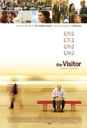 The Visitor - Richard Jenkins (DVD) UPC: 013138000897