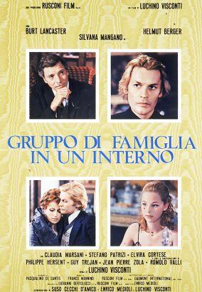 Gruppo di Famiglia in un Interno