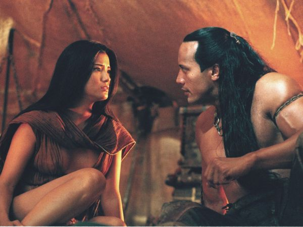 the scorpion king 2002 chuck russell cast and crew