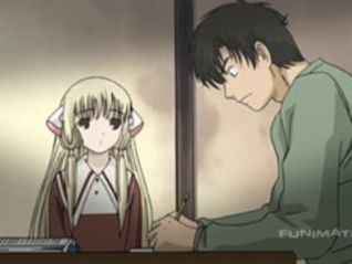 Chobits: Chi Finds