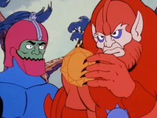 He-Man and the Masters of the Universe: Orko's Return