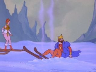 He-Man and the Masters of the Universe: The Region of Ice