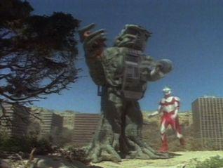 Ultraman: Towards the Future: The Biospherians