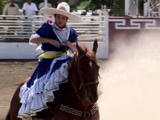 Escaramuza: Riding From the Heart