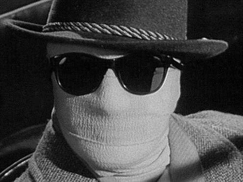 The Invisible Man: Flight Into Darkness