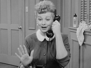 I Love Lucy: Redecorating the Mertzes' Apartment