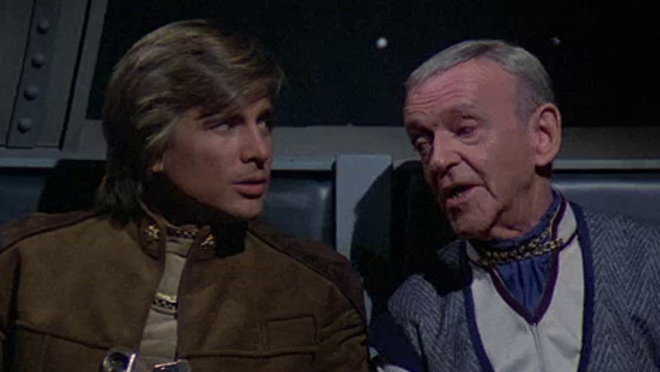 Battlestar Galactica: The Man with Nine Lives