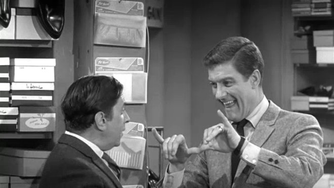 The Dick Van Dyke Show: Young Man With a Shoehorn