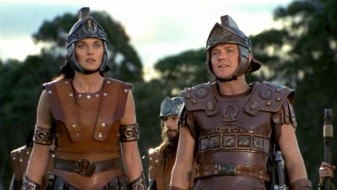 Xena: Warrior Princess: A Good Day