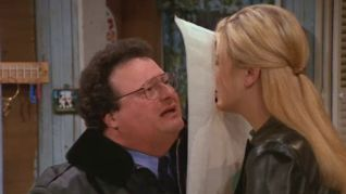 3rd Rock From the Sun: Sally and Don's First Kiss