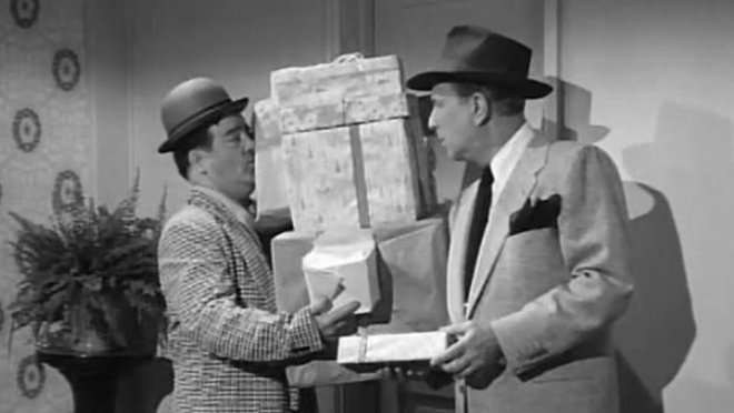 The Abbott & Costello Show: Lou's Birthday Party