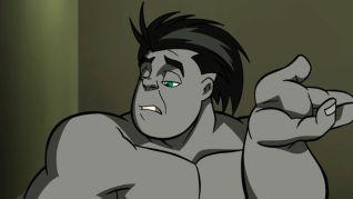 The Super Hero Squad Show: Hulk Talk Smack!