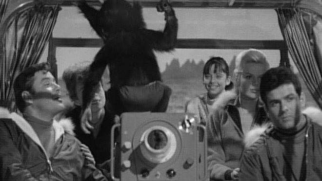 Lost in Space: No Place to Hide (Unaired Pilot)