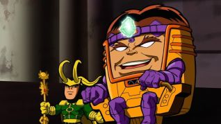 The Super Hero Squad Show: Tremble At The Might Of... MODOH!