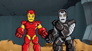 The Super Hero Squad Show: Tales Of Suspense!
