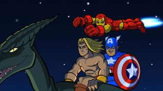 The Super Hero Squad Show: Stranger From A Savage Land!