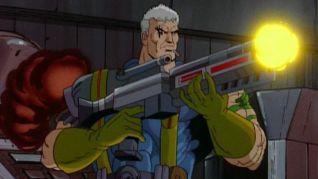 X-Men: The Cure