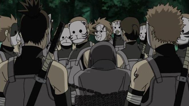 Naruto: Shippuden: 64: Jet Black Signal Fire