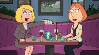 Family Guy: And I'm Joyce Kinney